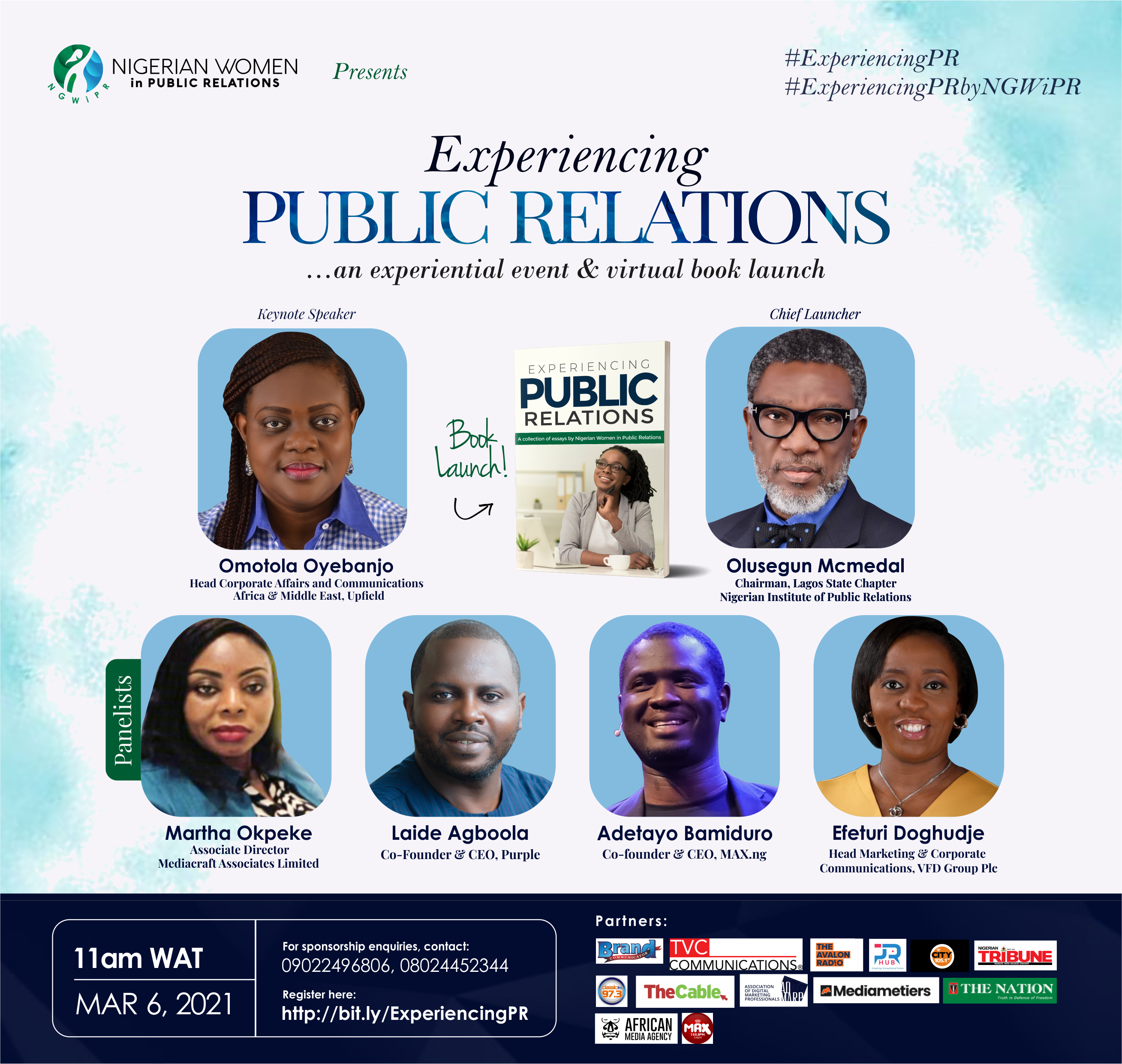 Leading PR Professionals, Business Leaders Headline Maiden Edition of Experiencing Public Relations